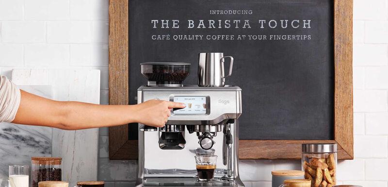 sage kávéfőző barista