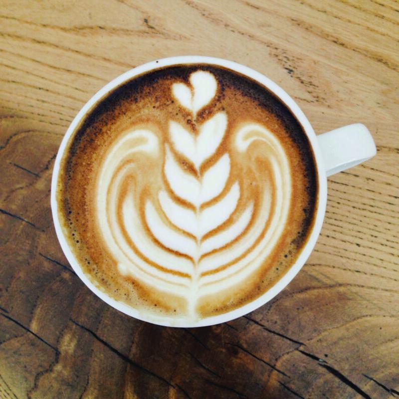 latte art tanfolyam nap